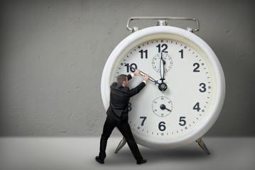 時計の設定